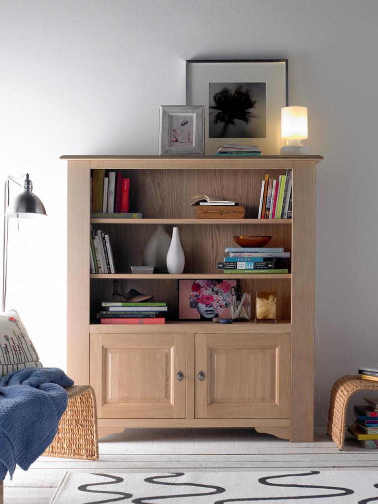 Meuble rangement biblioth que ouverte fantaisie meubles - Meuble rangement bibliotheque ...