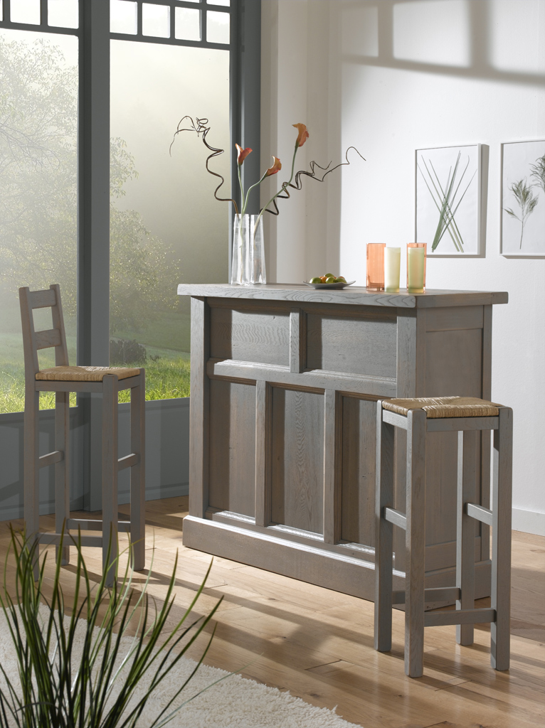 comptoir bar noyant meubles turone. Black Bedroom Furniture Sets. Home Design Ideas