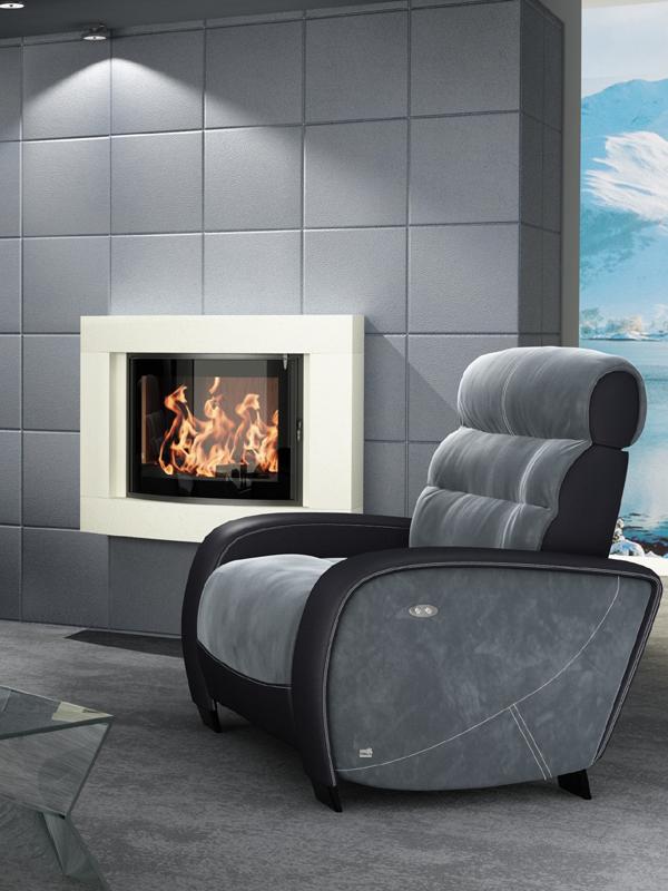 Fauteuil relax m canique meubles turone - Fauteuil relax mecanique ...