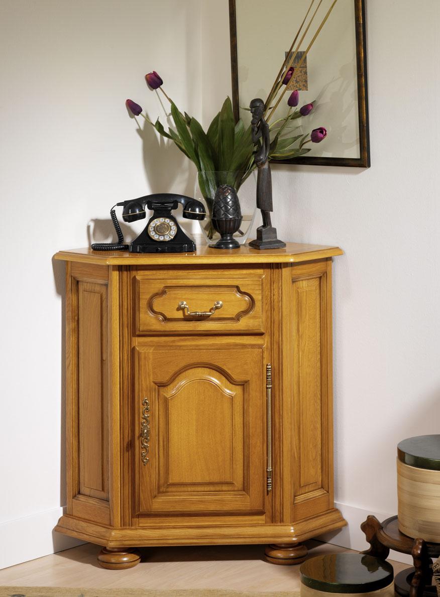 Meuble d 39 angle tiroir meubles turone for Meuble angle tiroir
