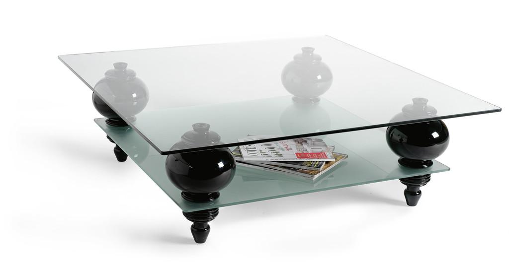 Table Basse Carr E Dessus Verre Meubles Turone