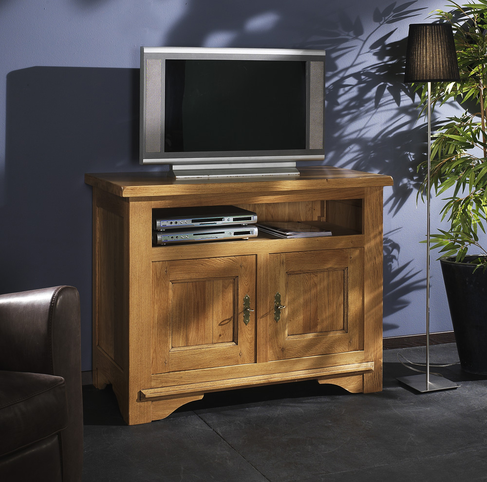 meuble tv ch ne rodez meubles turone ForMeubles Bernard Rodez