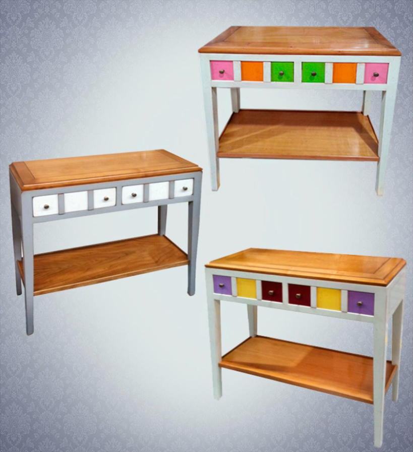 console en merisier maria meubles turone. Black Bedroom Furniture Sets. Home Design Ideas
