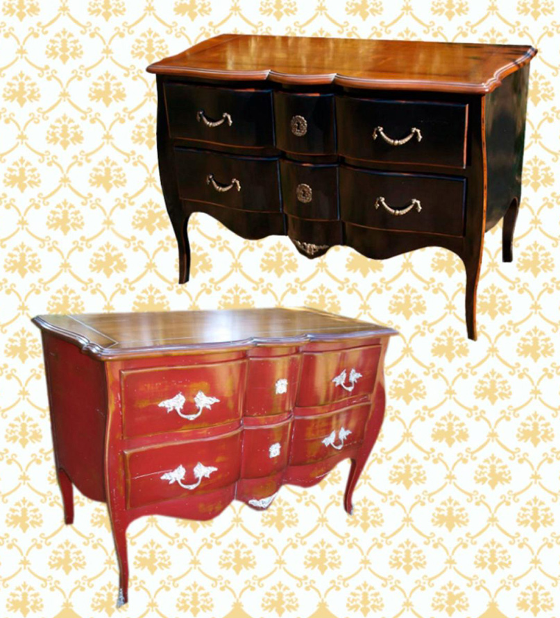commode d 39 entr e julie meubles turone. Black Bedroom Furniture Sets. Home Design Ideas