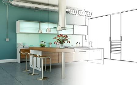Tablir et dessiner le plan de votre cuisine meubles turone for Dessiner votre cuisine
