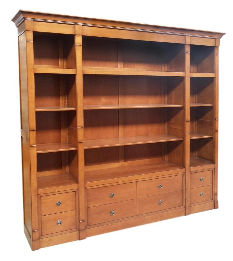 grande biblioth que h loise meubles turone. Black Bedroom Furniture Sets. Home Design Ideas