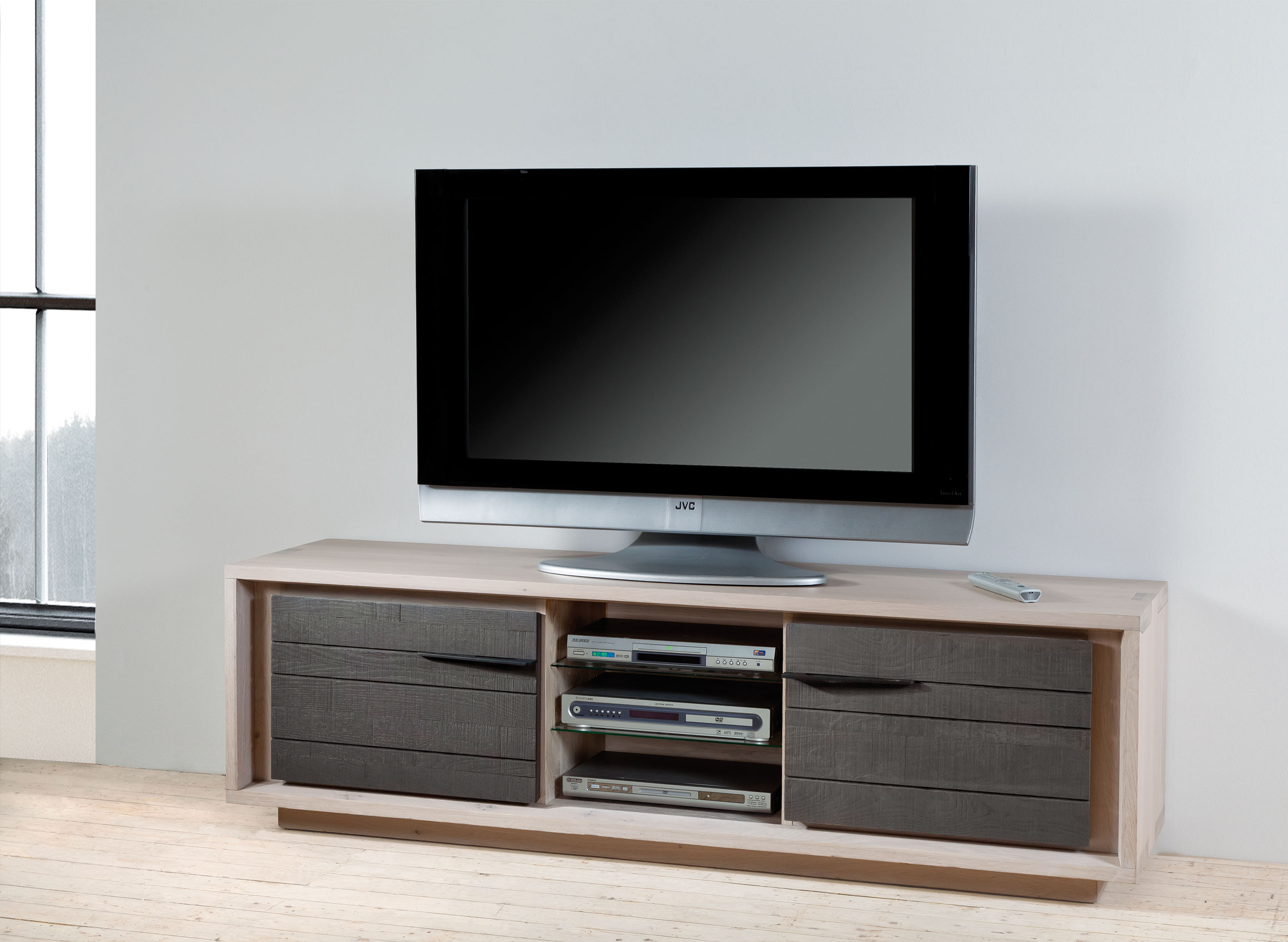 Meuble tv grand mod le zenith meubles turone for Meuble turone