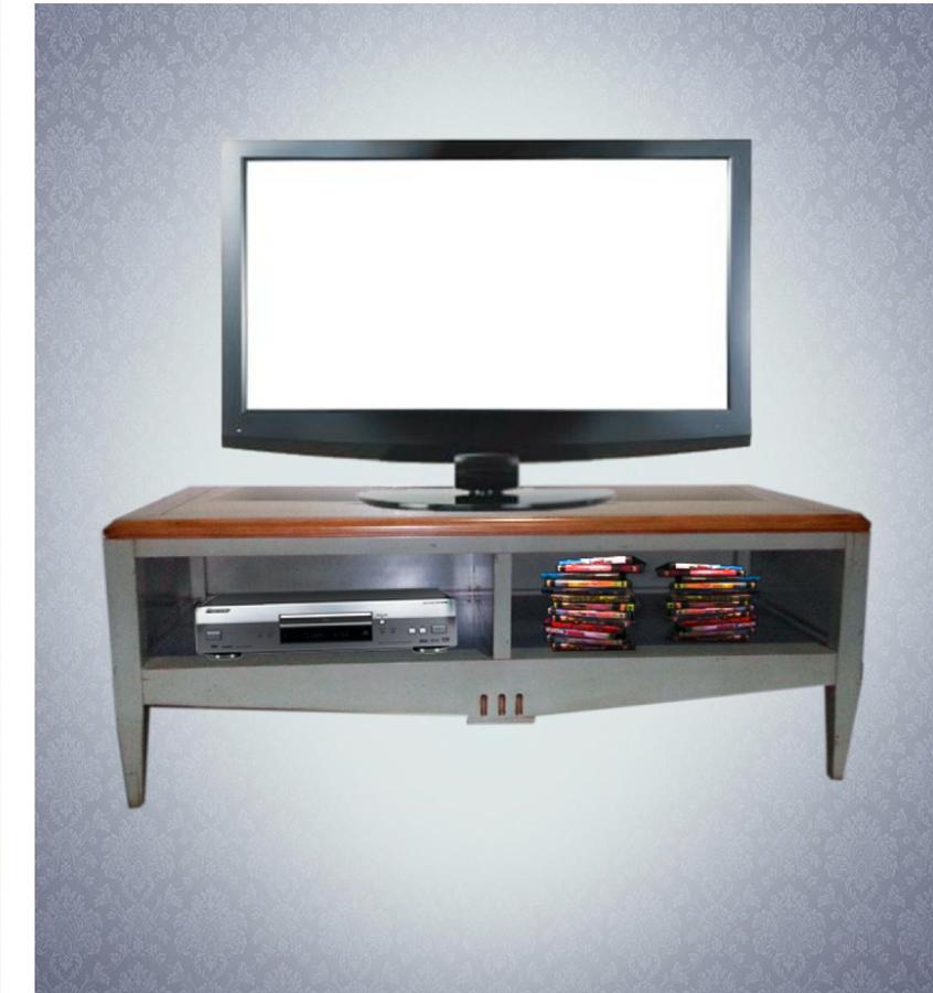 meuble tv style classique patine gris meubles turone. Black Bedroom Furniture Sets. Home Design Ideas