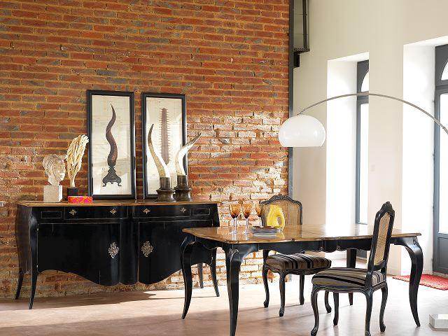 Table Style Louis XV Merisier. Previous; Next