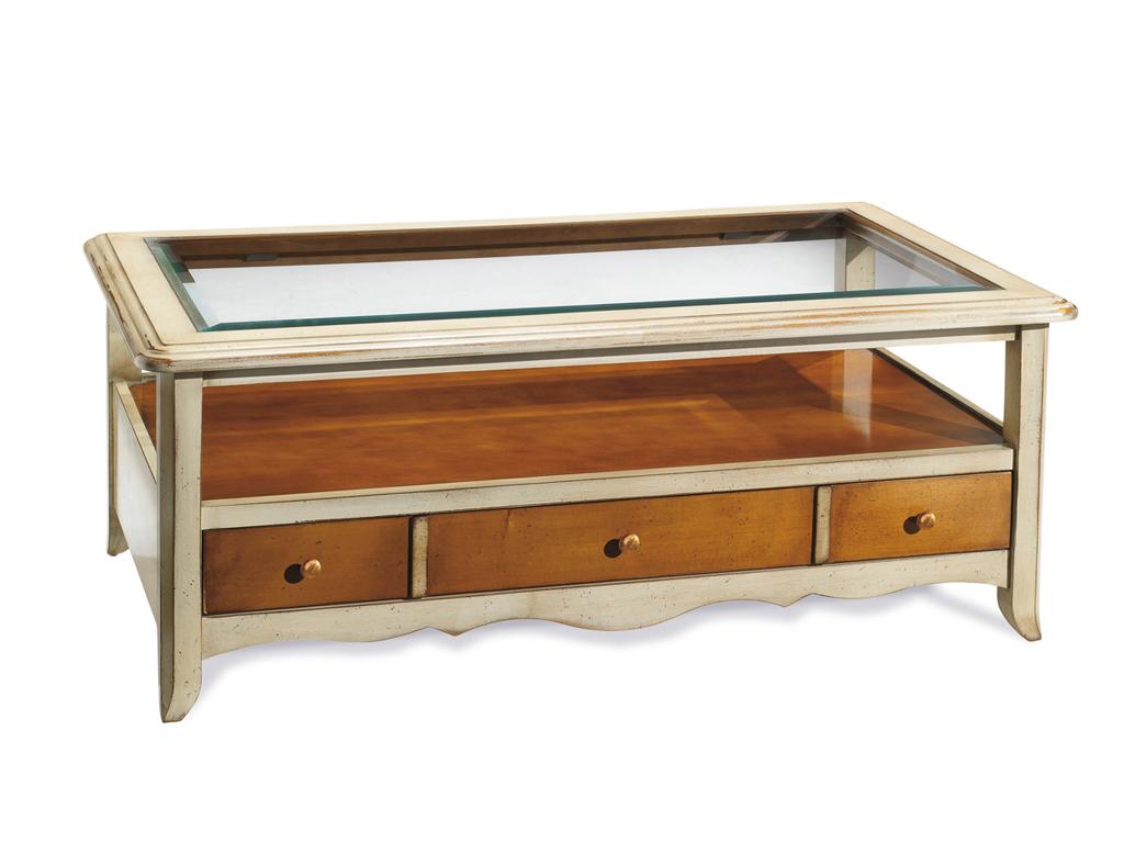 Table basse dessus verre tremp cl a meubles turone - Table basse dessus verre ...